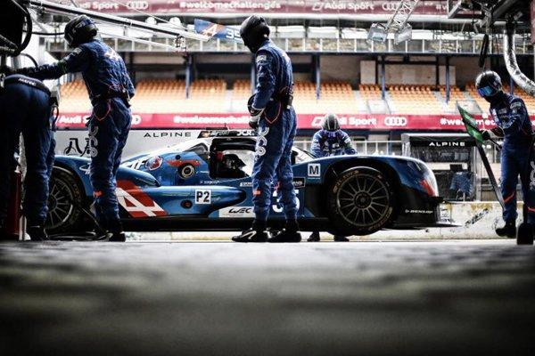 Le Mans : débuts prometteurs pour l'Alpine A460