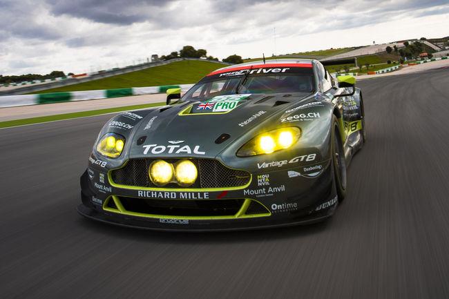 Le Michelin Aston Martin Racing Festival de retour au Mans