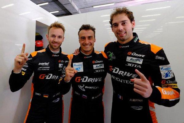 Le Mans : Berthon et G-Drive se séparent