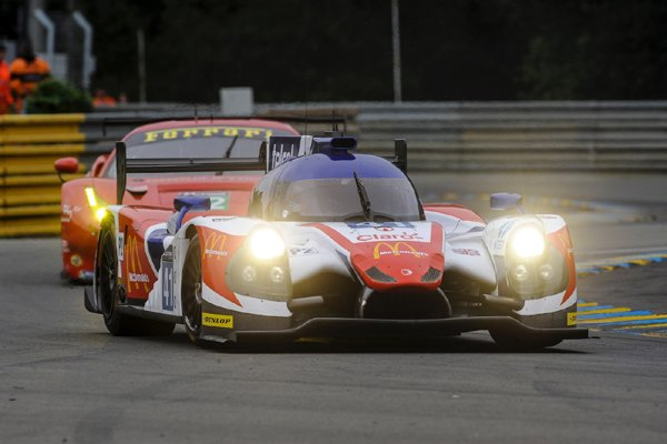 Le Mans : Nathanaël Berthon avec Greaves Motorsport