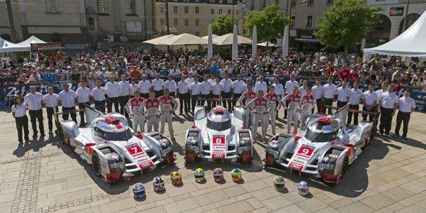 Le Mans 2015 : 56 équipages engagés