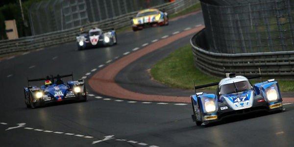 Le Mans : carton plein de KCMG en LMP2