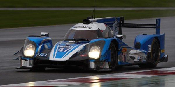 Le Mans : essais cruciaux pour KCMG