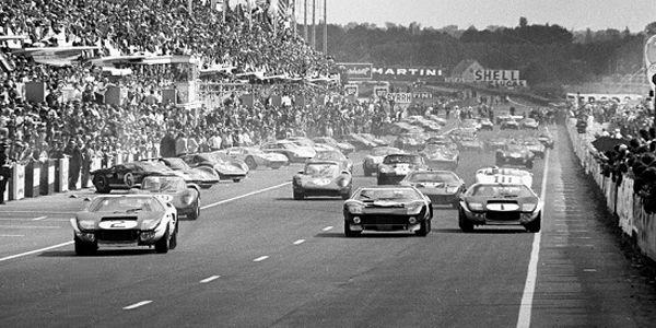 Le Mans : le duel Ford-Ferrari en vedette