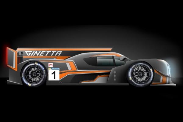 Le Mans : Ginetta en LMP1 en 2018
