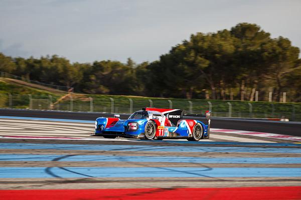 Jenson Button au départ des 24 Heures du Mans