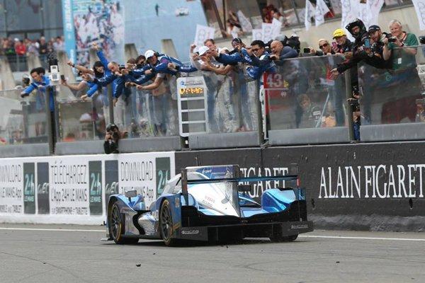 Le Mans : le Team KCMG défendra son titre