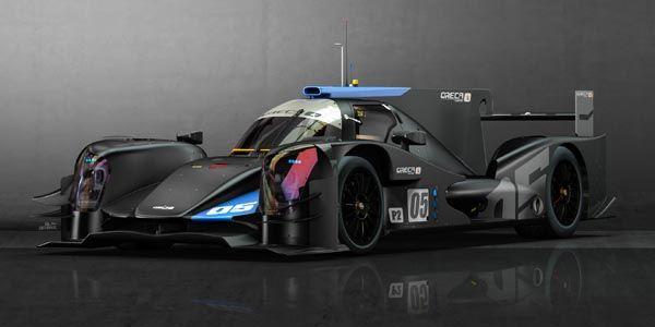 Le Mans : l'Oreca 05 LMP2 en détails