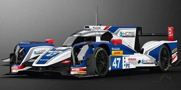 Le Mans : l'Oreca 05 LMP2 dévoilée