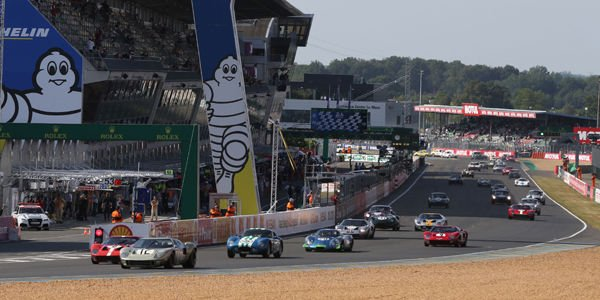 Le Mans Legend : revivez la course