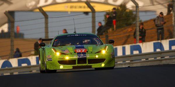 Le Mans : Krohn Racing en LMP2 en 2015