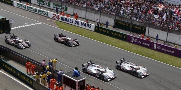 Le Mans : Jim France donnera le départ