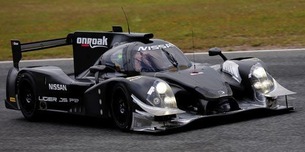 Le Mans : Mardenborough sur la Ligier JS P2