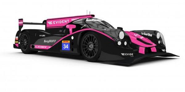 Le Mans : deux Ligier JS P2 pour OAK Racing