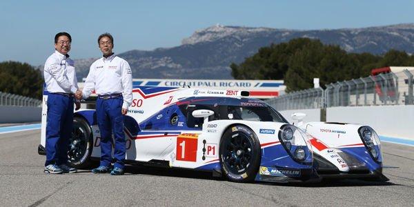 Le Mans : Ford, Kristensen et Kinoshita honorés