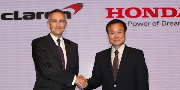 Le moteur Honda F1 se fait entendre