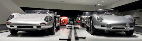 Le musée Porsche rénové ouvre ses portes