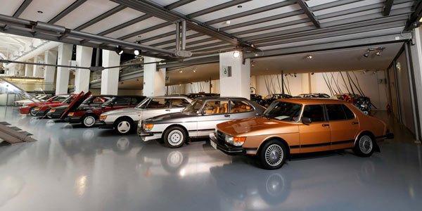 Le musée Saab racheté