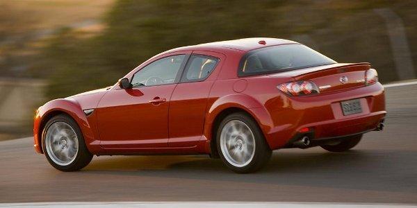 Mazda met au point son nouveau rotatif