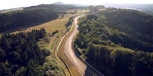 Le Nürburgring : un Mythe, un Amour