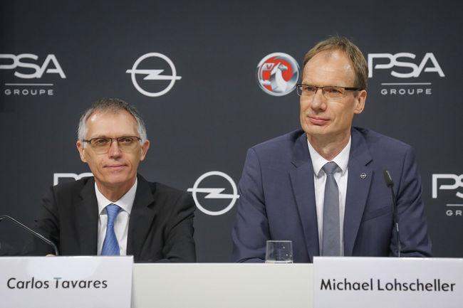Le plan de PSA pour redresser Opel