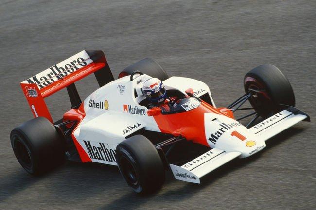 Le programme de McLaren à Goodwood