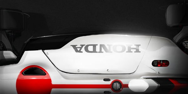 Project 2 & 4 : un étonnant concept Honda à Francfort