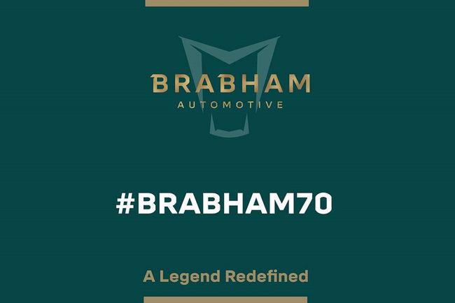 Brabham Automotive : premier projet dévoilé le 2 mai