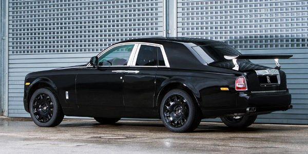 Rolls-Royce dévoile le véhicule de test du futur Cullinan