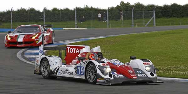 WEC : le Sébastien Loeb Racing au Mans ?