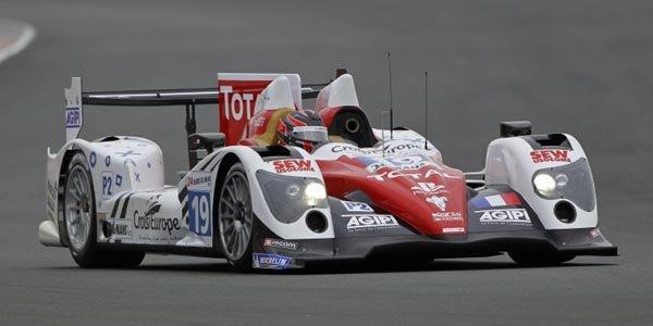 Le Sébastien Loeb Racing au Mans