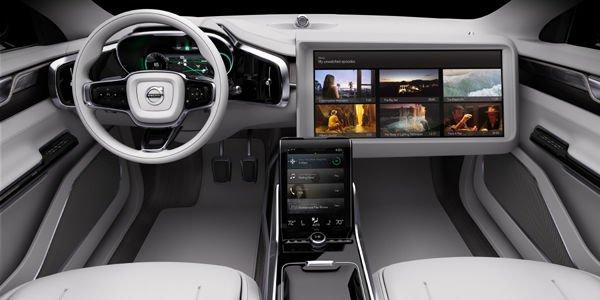 Le streaming intelligent vu par Volvo et Ericsson