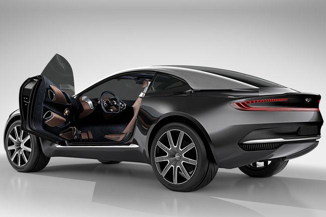 Crossover Aston Martin : appellez-le Varekai