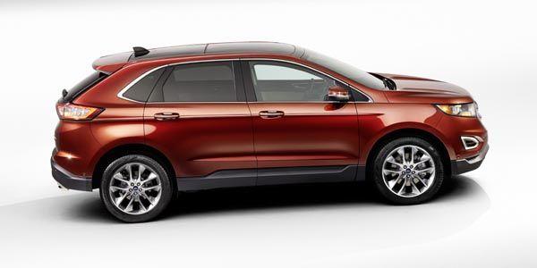 Le SUV Ford Edge bientôt disponible en Europe