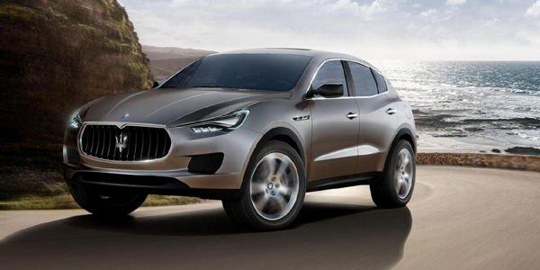 SUV Maserati Levante : présentation à Detroit ?