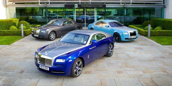 Rolls-Royce confirme l'arrivée d'un SUV