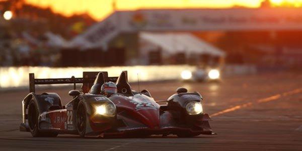Le Team JRM renonce aux 24 H du Mans