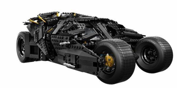 Le Tumbler de Batman bientôt en Lego