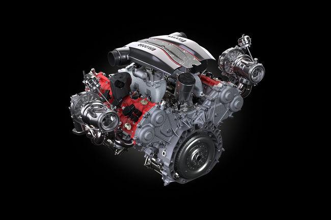 Le V8 Ferrari de nouveau élu moteur de l'année