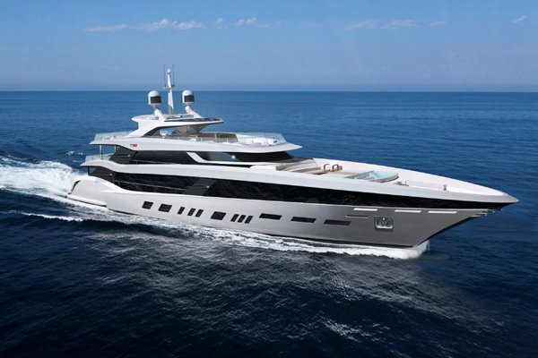 Benetti Fisker 50 : le Yacht vu par Henrik Fisker
