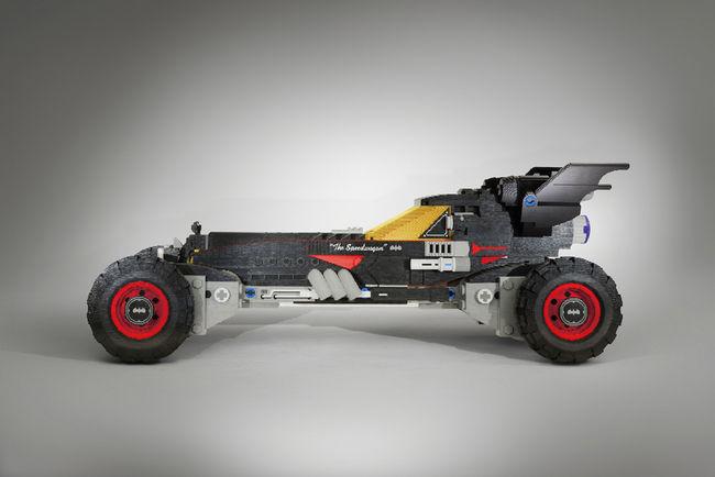 Lego : une Batmobile grandeur nature à Detroit