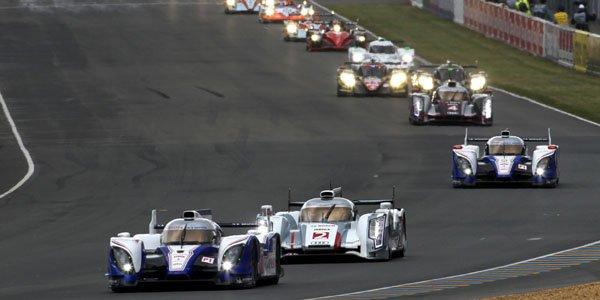 Les 24 Heures du Mans 2012 au cinéma !