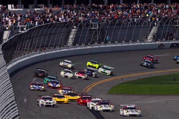 Les 24 Heures de Daytona en 27 894 photos