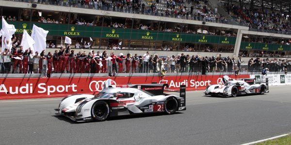 Les 24 Heures du Mans 2014 au cinéma