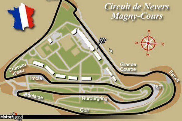 50 ans du circuit de nevers magny cours actualit automobile motorlegend. Black Bedroom Furniture Sets. Home Design Ideas