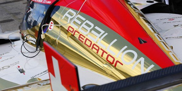 Les couleurs du Team Rebellion Racing