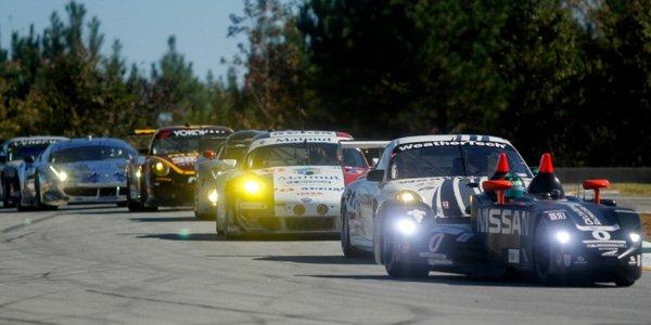 Les coulisses du Petit Le Mans 2012
