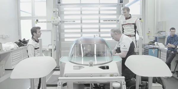 Dans les coulisses du projet Porsche LMP1