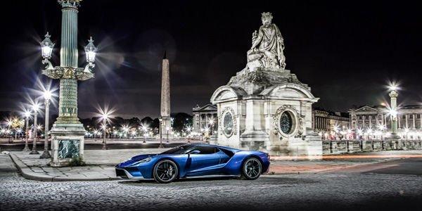 La Ford GT et la Bugatti Vision Gran Turismo primées
