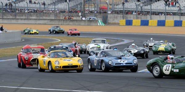 Le Mans 2013 honorera les années 49-65